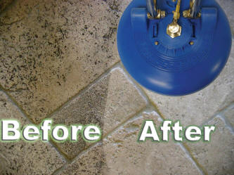 Tile & Grout Cleaning in Charlotte NC