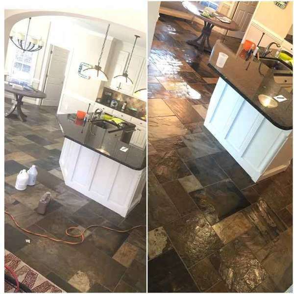 Tile and Grout Cleaning in Charlotte, NC (1)