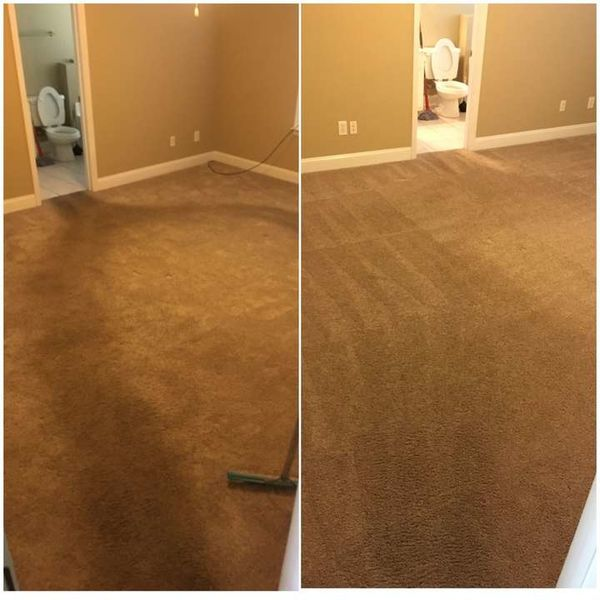 Before & After Carpet Cleaning in Charlotte, NC (1)