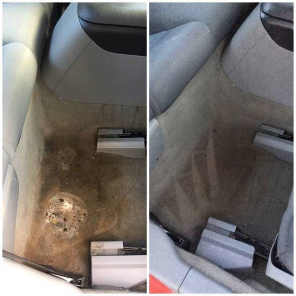 Before & After Interior Car Cleaning in Charlotte, NC (1)