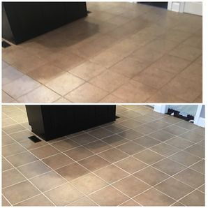 Before & After Tile & Grout Cleaning in Charlotte, NC (2)